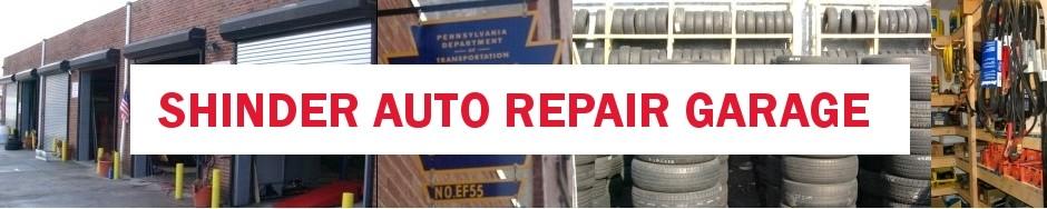 Shinder Auto Repair & Auto Body